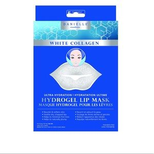 🔵3 for -$15 White Collagen Hydrogel Lip Mask -NWT